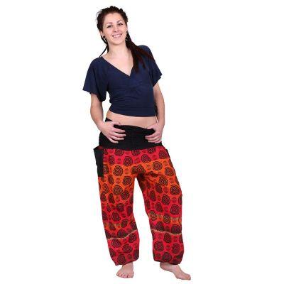 Pantaloni Patan Rubah | S/M
