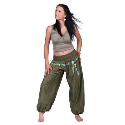 Pantaloni Sabuk Hijau