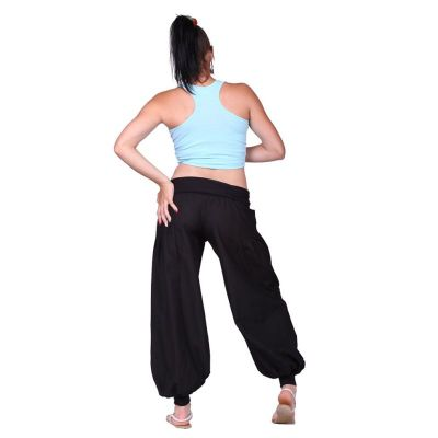 Pantaloni Daura Hitam