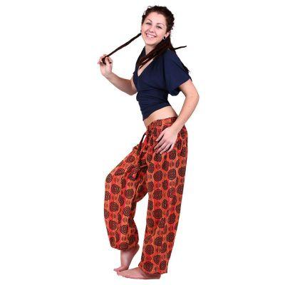 Pantaloni nepalesi Gisan Spiral | UNISIZE