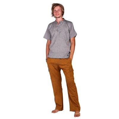Kurta Pendek Fulmar - camicia da uomo con maniche corte   S, M, L, XL, XXL, XXXL