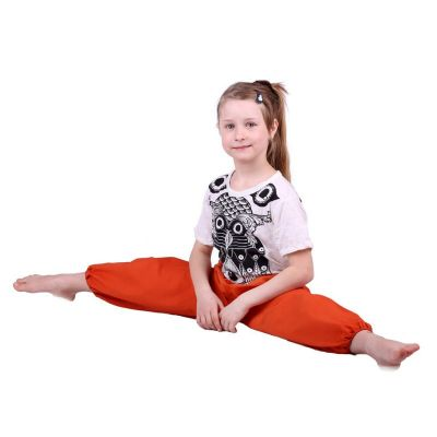 Pantaloni per bambini Biasa Rubah | 3-4 anni, 4-6 anni, 6-8 anni, 8-10 anni