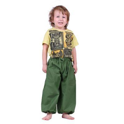 Pantaloni per bambini Biasa Hutan | 3-4 anni, 6-8 anni, 8-10 anni