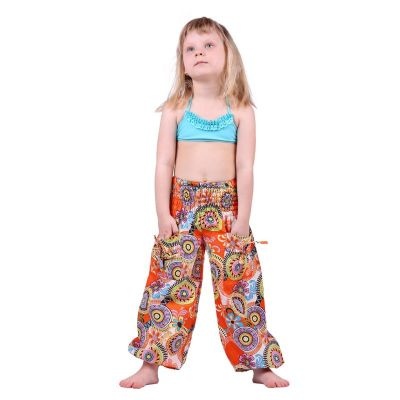 Pantaloni per bambini Anak Jeruk | 3-4 anni, 4-6 anni, 6-8 anni