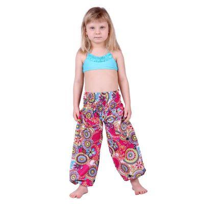 Pantaloni per bambini Anak Merun | 3-4 anni, 4-6 anni