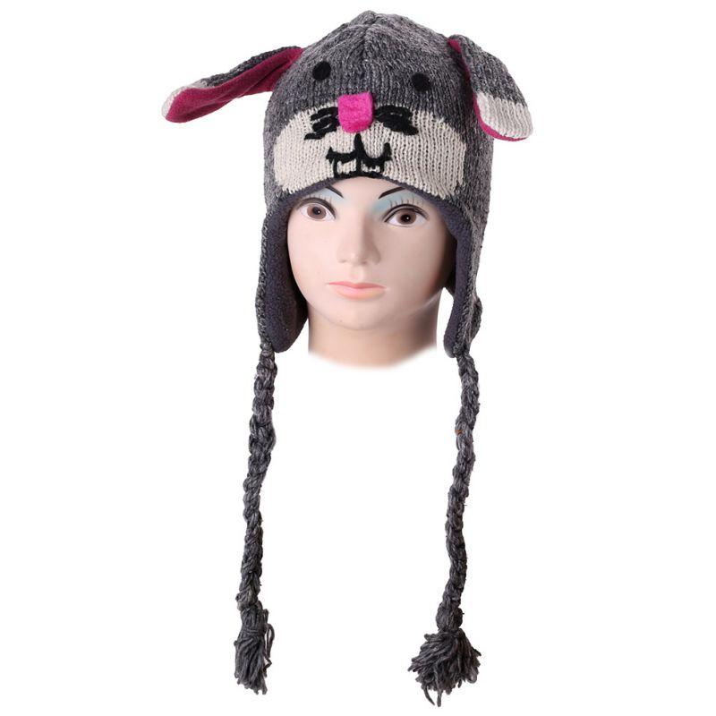 Cappello di lana Coniglio