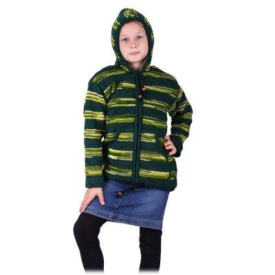 Maglione di lana Forest Dream