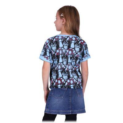 Maglietta Sure Chimpanzee Blue