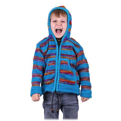 Maglione di lana Turquoise Stream | S, M, L, XL, XXL
