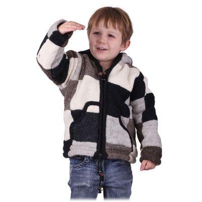 Maglione di lana Shadow Knight | S, M, L, XL, XXL