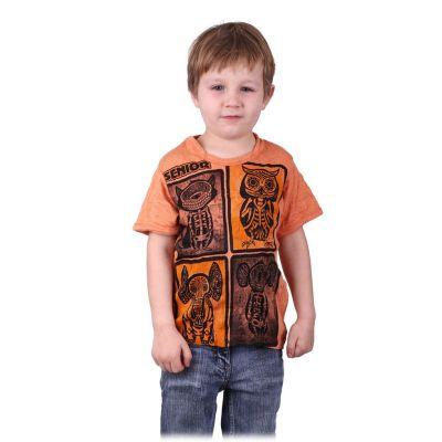 Maglietta Sure Animal X-Ray Orange | M