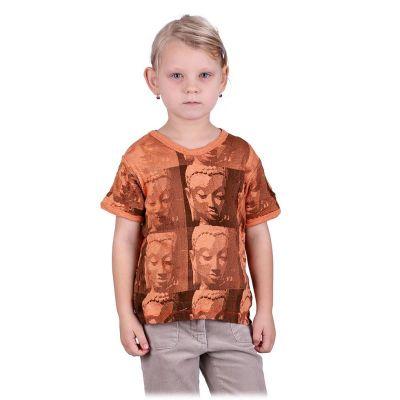 Maglietta Sure Buddha Orange | M, L