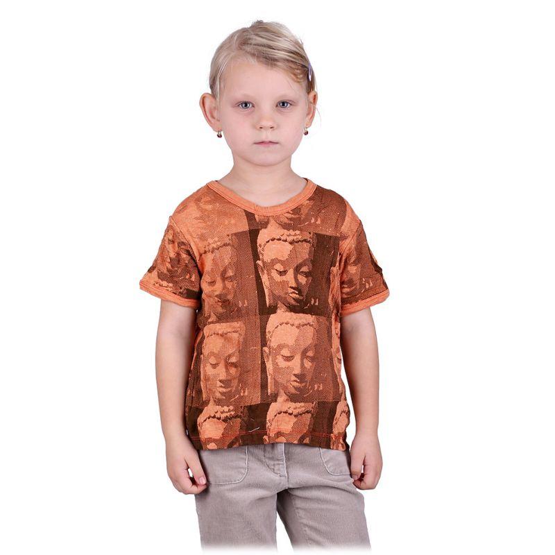 Maglietta Sure Buddha Orange