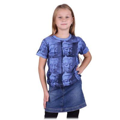 Maglietta Sure Buddha Blue | M, L