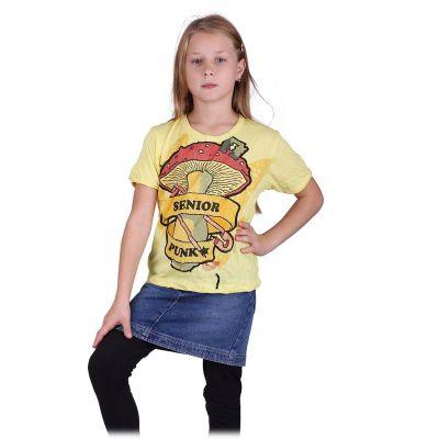 Maglietta Sure Senior Punk Yellow | M, L