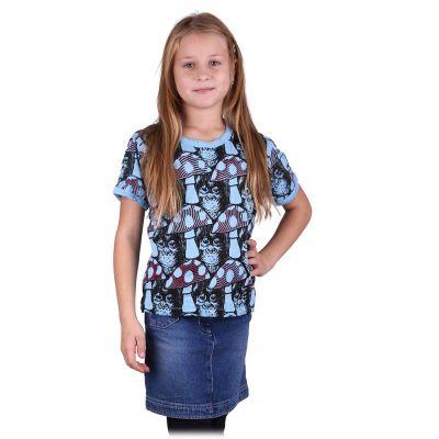 Maglietta Sure Chimpanzee Blue | M, L