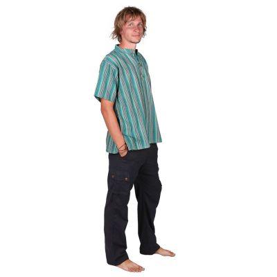Pantaloni Saku Gelap