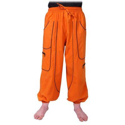 Pantaloni Arun Jeruk