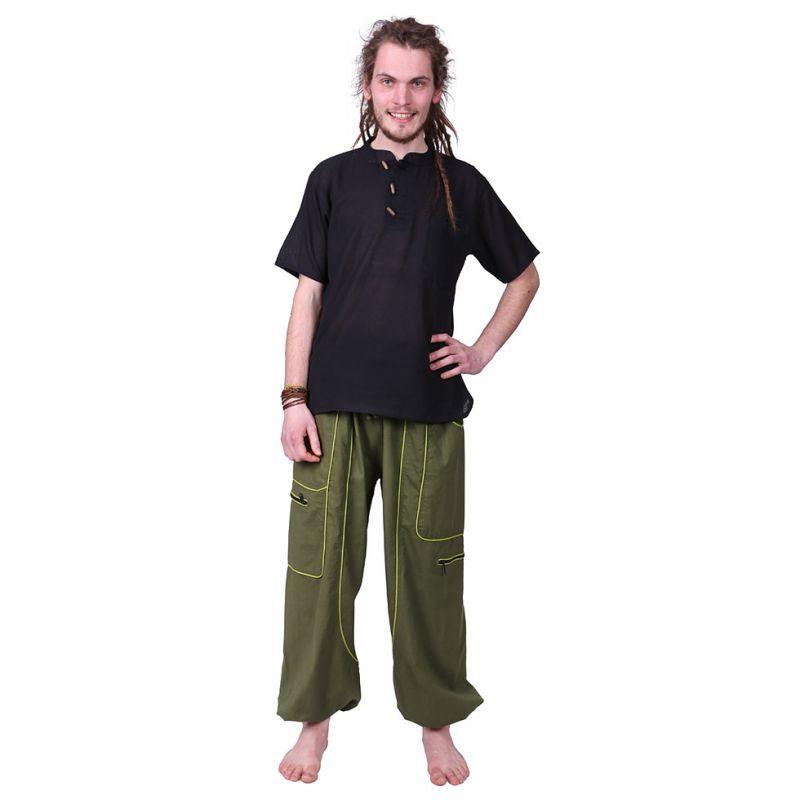 Pantaloni da uomo in cotone Arun Dril Nepal