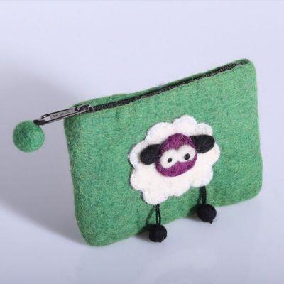 Piccola borsa con una pecora
