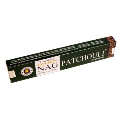 Golden Nag Patchouli