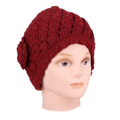 cappello di lana Murni Mawar