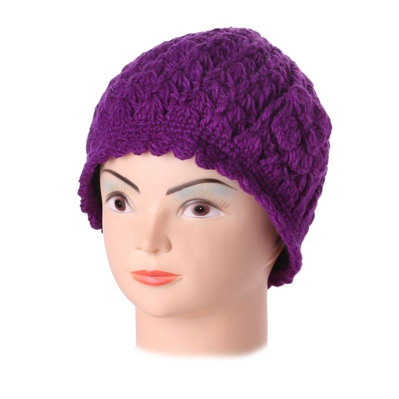 cappello di lana Murni Ungu