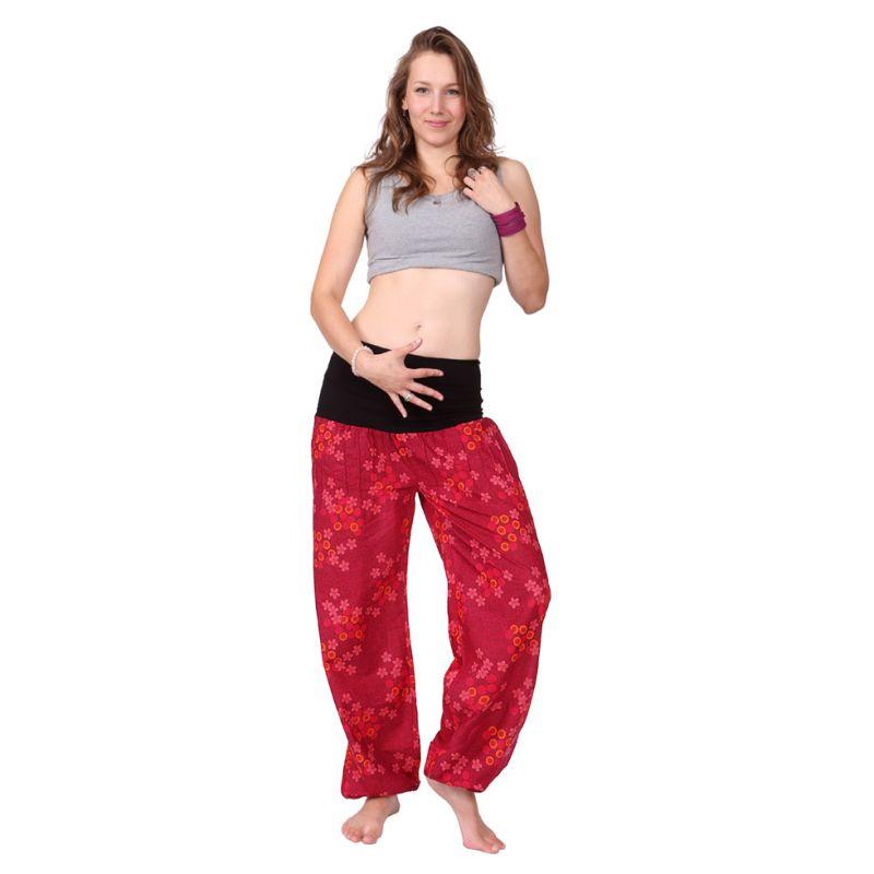 Pantaloni Gembira Romantic India