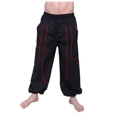 Pantaloni Arun Hitam